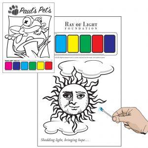Custom Paint Sheets