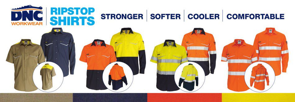 Pascall Promotions DNC Hivis Image