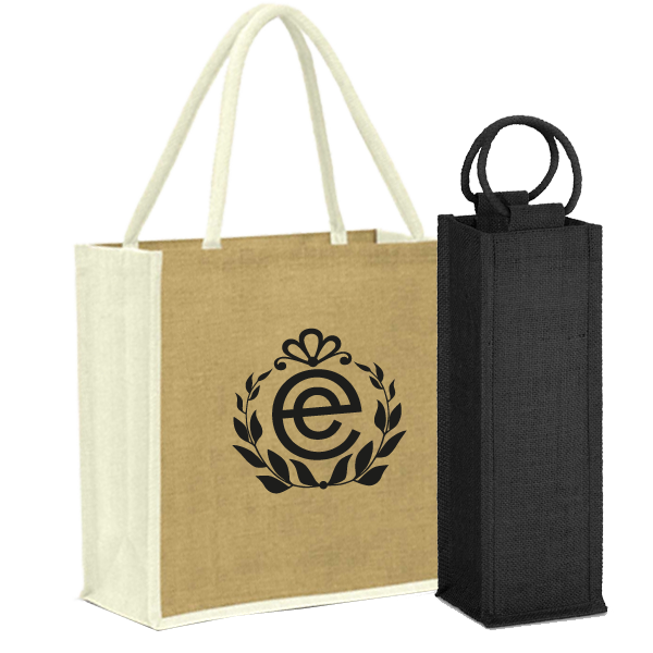 Pascall Promotions Jute Cotton Bags Image