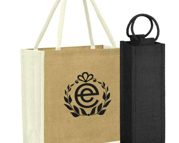 Pascall Promotions Jute Cotton Bag 2 image